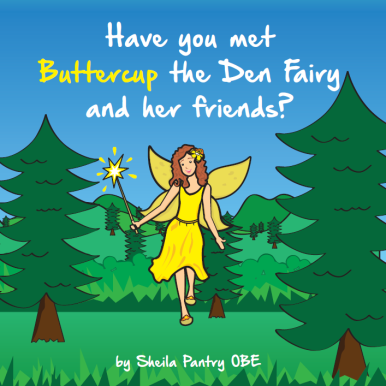 Have you met Buttercup the Den Fairy and her friends?