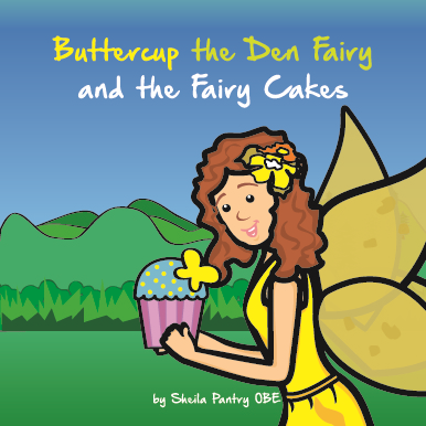Buttercup the Den Fairy and the Fairy Cakes